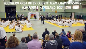 Intercounties team 2015 competitors