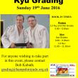 Hampshire Judo Dan Grading June 2016
