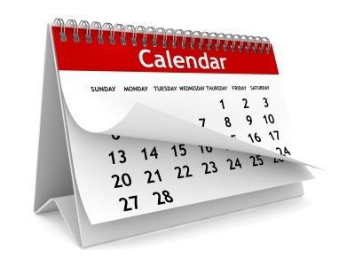Hampshire Judo Calendar