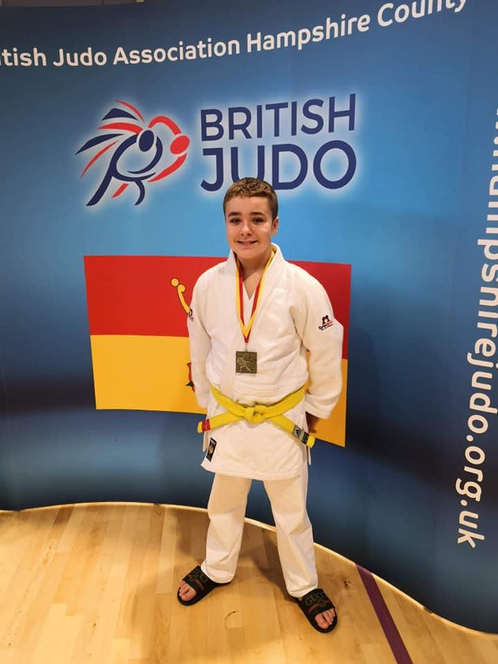 Hampshire Judo Closed Championships